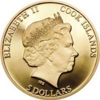 Реверс монеты «Шмель»