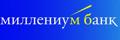 Миллениум Банк - логотип